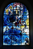 Twelve windows decorated for Tudeley All-Saints-church, 1967 - 1985